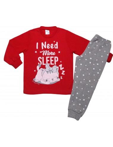 Pretty Baby Βρεφική Πυτζάμα More Sleep  69163 Lamoda.gr