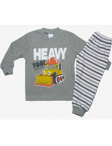 Pretty Baby Βρεφική Πιτζάμα Heavy Tool 68168 Lamoda.gr