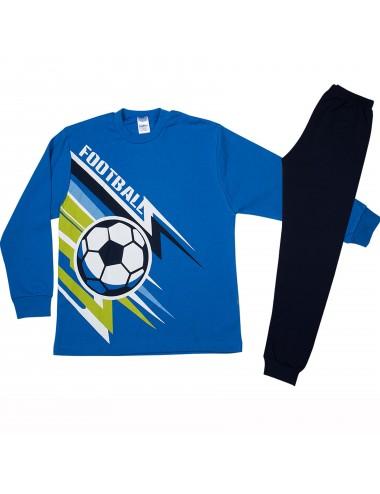 Pretty Baby Παιδική Πυτζάμα Football 63976 Lamoda.gr