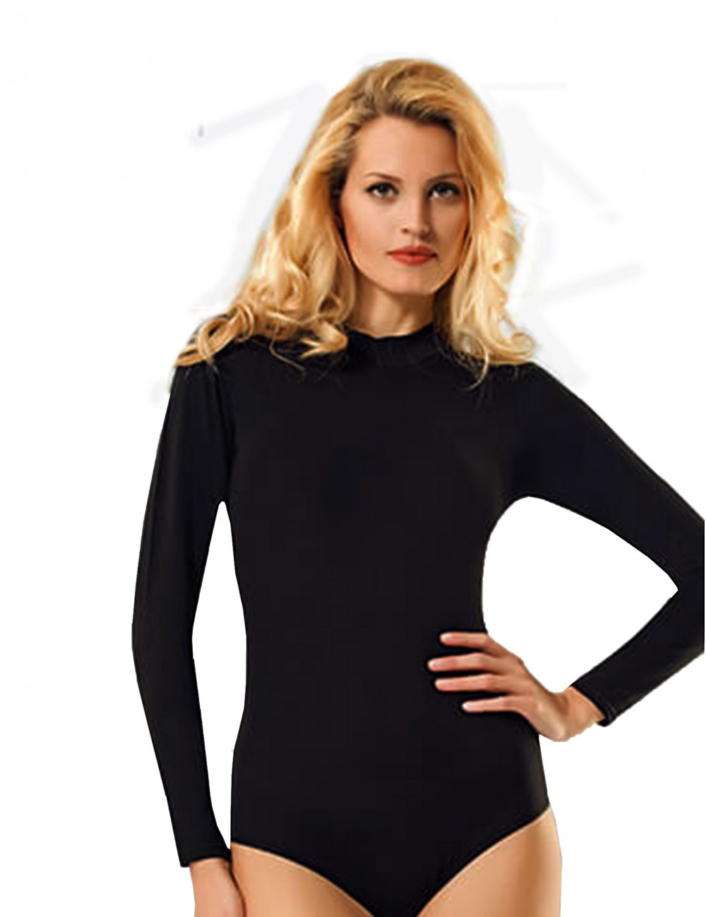 896b1c045c54 Γυναικείο βαμβακερό κορμάκι ζιβάγκο μακρύ μανίκι σε λευκό κια μαύρο χρώμα  267