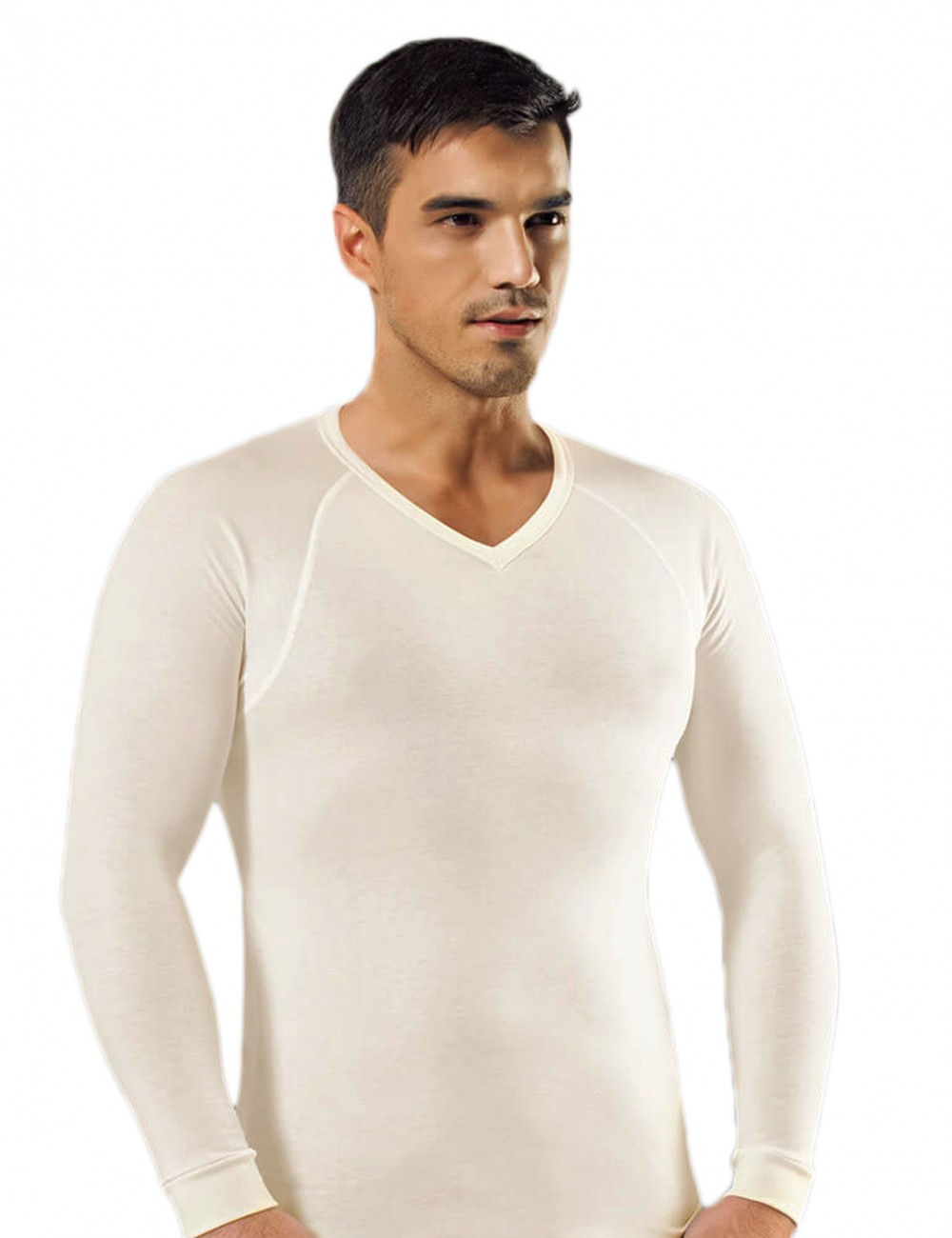 Ισοθερμική Μπλούζα Μακρυμάνικη V