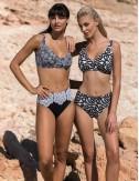 Γυναικείο Μαγιό Bikini CUP C Σετ Χωρίς Μπανέλα