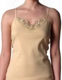 Γυναικείο Φανελάκι βαμβακερό με λεπτή τιράντα