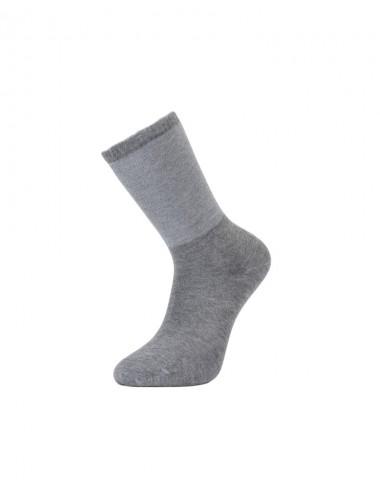 Γυναικείες κάλτσες ψηλές από φυτικές ίνες bamboo diabetic