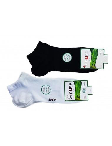 Ανδρικές χαμηλές κάλτσες από ίνες bamboo (τερλίκι)
