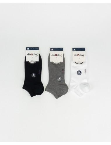 Χαμηλές βαμβακερές κάλτσες σοσόνι (τερλίκι)