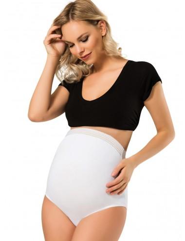Γυναικείο βαμβακερό σλιπ εγκυμοσύνης Namaldi