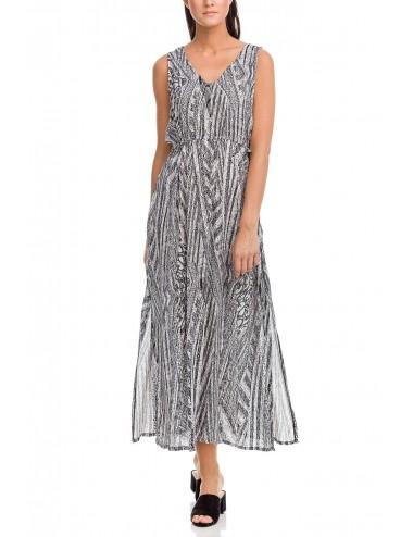Καλοκαιρινό Φόρεμα Μακρύ VAMP 12537