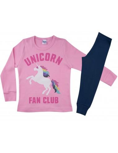 Παιδική -Εφηβική Πυτζάμα Βαμβακερή για Κορίτσια Pretty Baby 64964