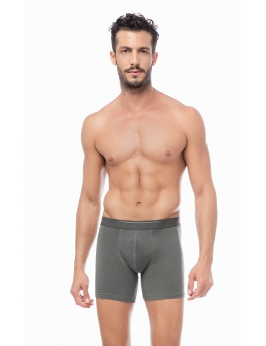 Minerva Ανδρικό Boxer Long  TENCEL 90-22078 Lamoda.gr