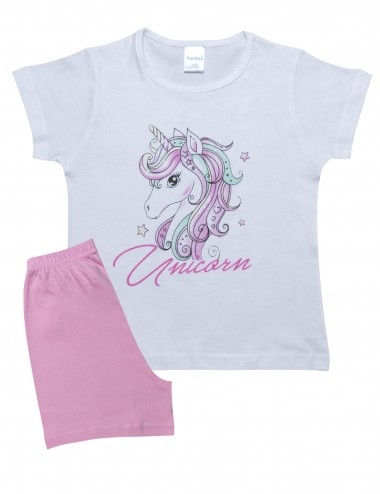 Pretty Baby Παιδική Πυτζάμα Καλοκαιρινή για Κορίτσια 63126 Lamoda.gr
