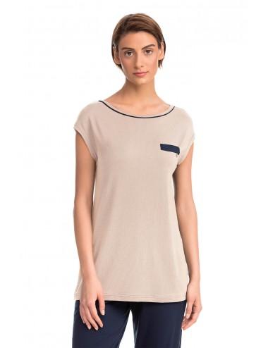 VAMP Γυναικεία Αμάνικη Μπλούζα Micro-Modal 14191 Lamoda.gr