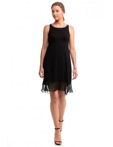 Vamp Καλοκαιρινό Φόρεμα Αμάνικο Viscose 14515 Lamoda.gr