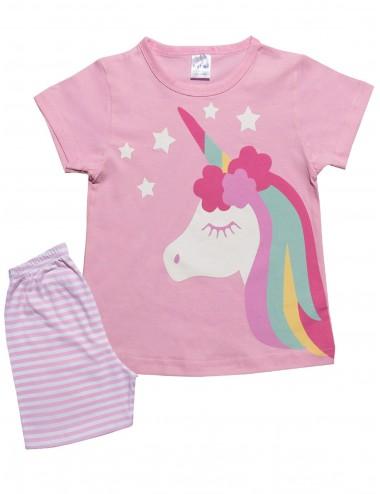 Pretty Baby Παιδική Πυτζάμα Καλοκαιρινή για Κορίτσια  63122 Lamoda.gr
