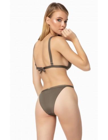 Minerva Γυναικείο Μαγιό Τρίγωνο Bikini Top 90-9740B Lamoda.gr