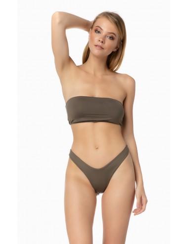 Minerva Γυναικείο Bikini Top Strapless 90-9753B Lamoda.gr